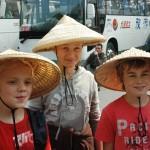 13. Våre barn har shoppet som ekte kinesere