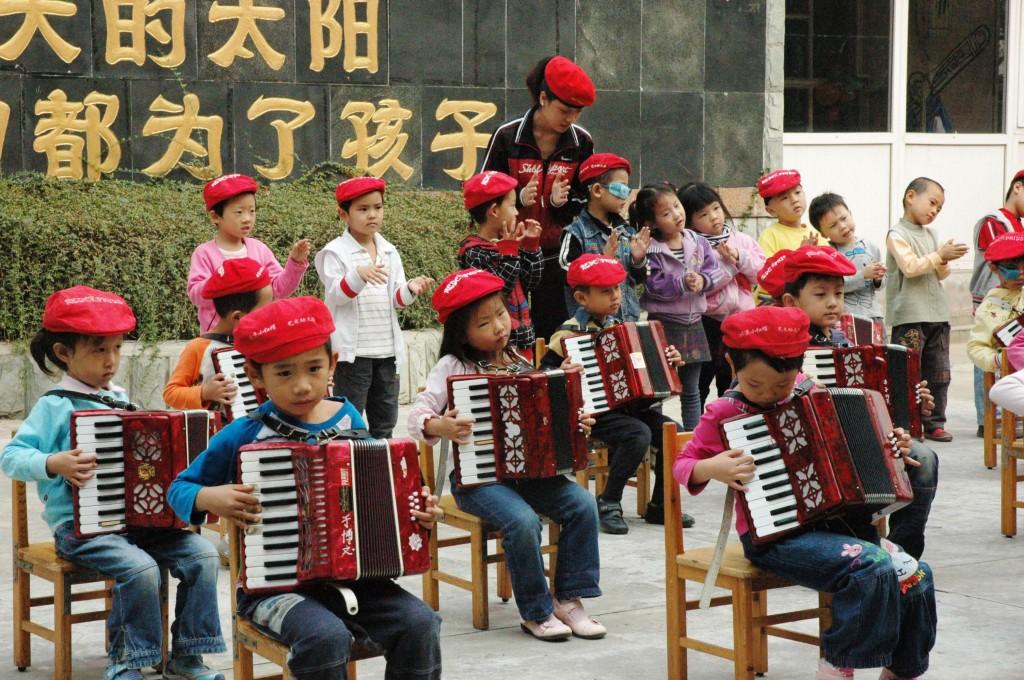 8. Kinesisk trekkspillkonsert